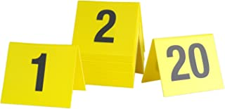 Crime Scene A-Frame Evidence Tents (3 Inch)