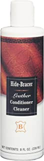 Hide Bracer Leather Cleaner Conditioner extends The Life of fine Leathers Including Upholstery Ekornes Stressless, Automotive. Use to Rejuvenate Old Leather and Protect New Leathers.