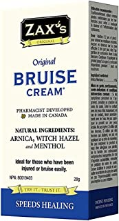 Zaxs Original Bruise Cream - #1 Selling Bruise Cream, Speeds Healing by 4 Days!, Reduces Pain & Inflammatio...
