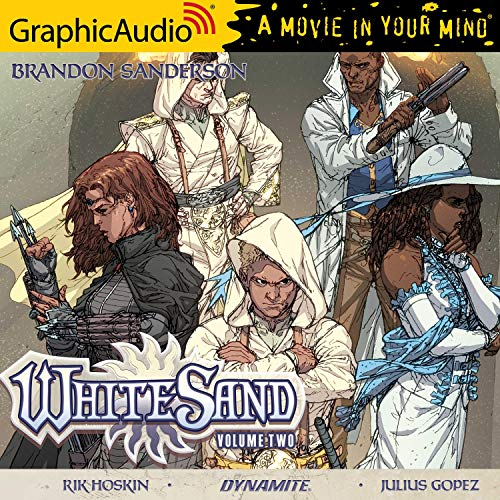 Couverture de White Sand: Volume Two [Dramatized Adaptation]