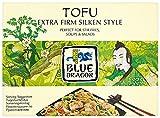 Blue Dragon - Tofu sedoso extra firme (3 unidades) - 349 g | paquete de 3