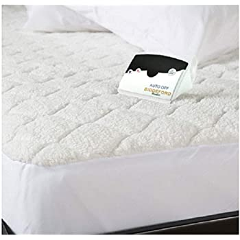 Amazon.com: Biddeford 5302 9051128 100M Quilted Sherpa Electric