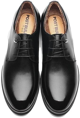 Une affaire d'hommes de chaussures en cuir, british creux, des chaussures en cuir,noir velours,quarante