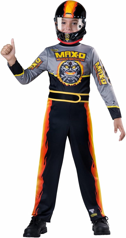 Monster Jam MaxD Costume, Size 12 XLarge
