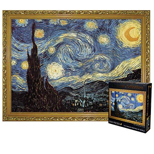 Pinturas Mundialmente Famosas Rompecabezas 3000 Piezas