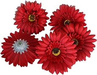 gerbera daisy hair