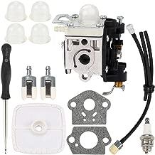 Kuupo PB250LN Carburetor RB-K106 + Carb Adjustment Tool + Air Filter Tune Up Kit for Echo PB-250 PB-250LN ES-250 A021003660 A021003661 Blowers