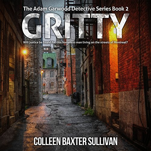 Gritty: The Adam Garwood Detective Series audiobook cover art