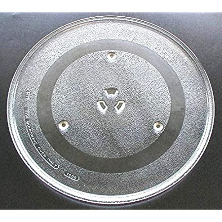 Kitchen Aid Glass Turntable Tray Plate 11-7//8 4393799 by ERP