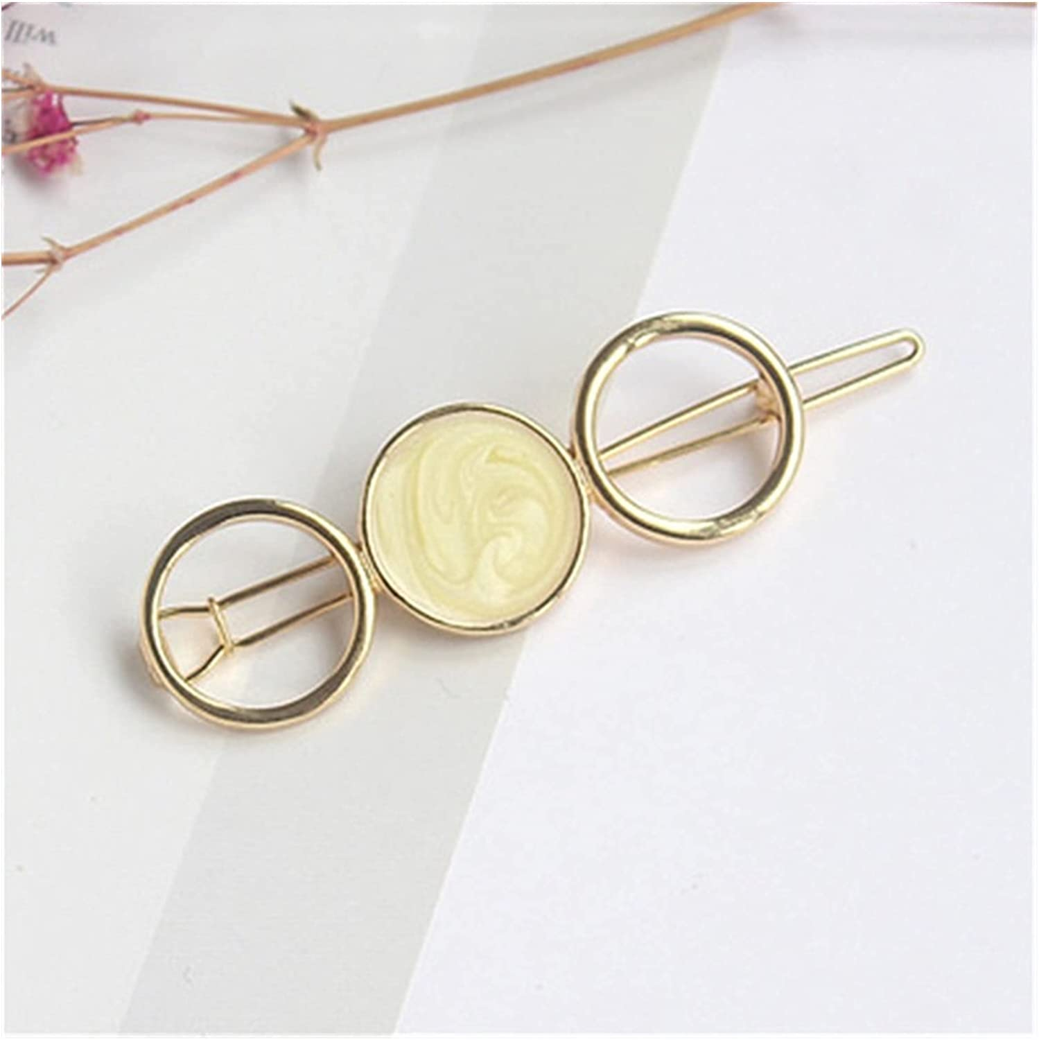 MINGQIMY Hairpin Fashion Women Hair Simple Accessories Star Max 78% OFF Circ Popularity