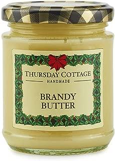 THURSDAY COTTAGE Brandy Butter, 7.5 OZ