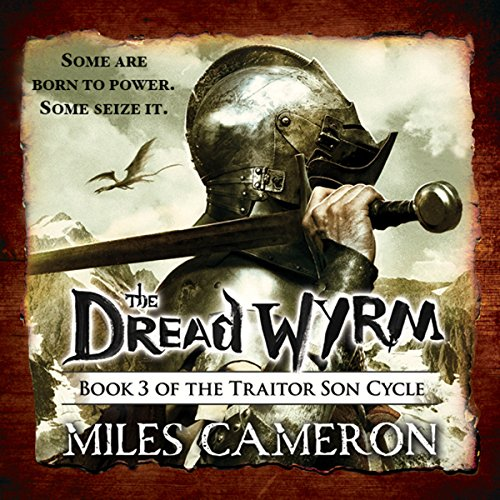 The Dread Wyrm audiobook cover art