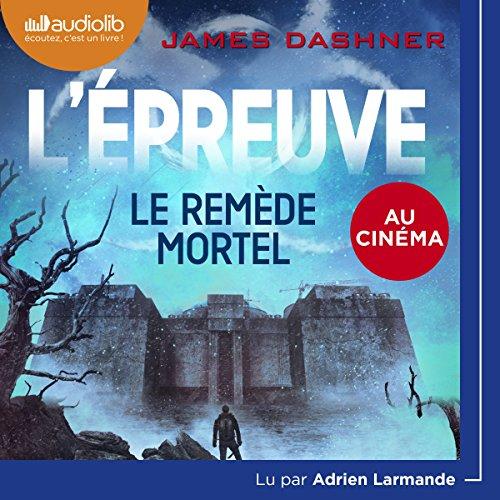 Le Remède mortel audiobook cover art