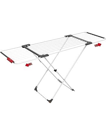 cable para tendedero resistente tendedero impermeable antideslizante para ropa Kit de tendedero para exteriores cuerda para alambre de cortina con tensor y ganchos como tendedero 6M