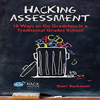 Hacking Assessment audiobook cover art