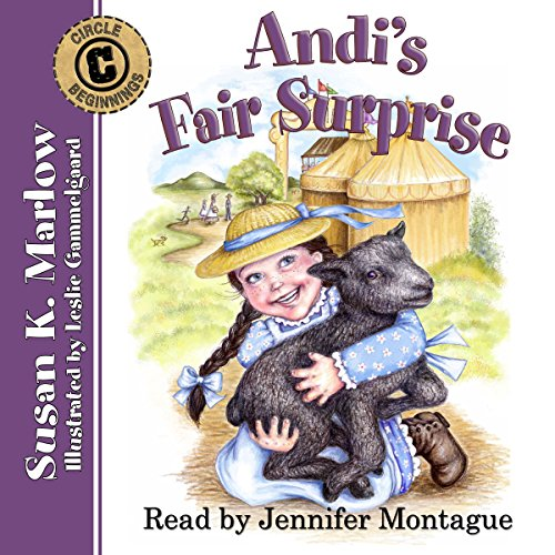 Andi's Fair Surprise audiobook cover art