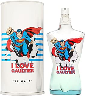 Jean Paul Gaultier Le Male Superman Eau Fraîche Agua de Colonia - 125 ml
