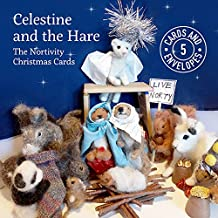Celestine and the Hare: Christmas Card Pack