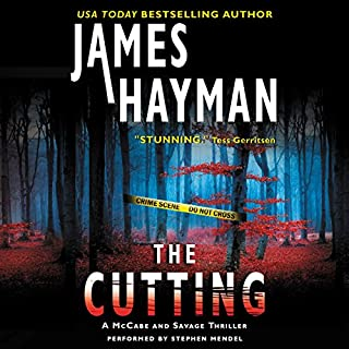 The Cutting audiobook cover art