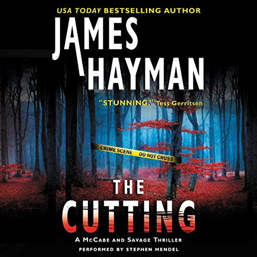 The Cutting     A McCabe and Savage Thriller, Book 1              Autor:                                                                                                                                 James Hayman                               Sprecher:                                                                                                                                 Stephen Mendel                      Spieldauer: 10 Std. und 47 Min.     1 Bewertung     Gesamt 4,0