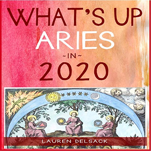 What's Up Aries in 2020 audiobook cover art