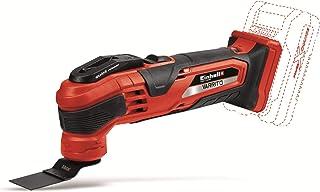 comprar comparacion Einhell VARRITO Herramienta Sin Cable Multifunción, 18 V,con set de 14 piezas, adherencia suave y velocidad ajustable (no ...