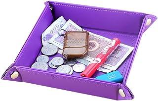 QWEA Rangement de Maquillage Organisateur cosmétique Maquillage Paniers de Rangement en Tissu Paniers de Rangement pour Ch...