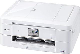 brother インクジェットプリンター複合機 PRIVIO DCP-J968N-W ホワイト