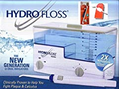 SPECIAL BUNDLE: FREE Sulcabrush And Pick A Dent (Color Of Handle Vary) The only Hydro-Magnetic Irrigator that has been clinically tested and proven effective Easy accurate delivery of professionally medications, rinses, and just plain water Especiall...