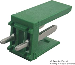 280609-1 - Wire-To-Board Connector, Single In Line, AMPMODU Mod I Series, Through Hole, Header, 2, 3.96 mm RoHS Compliant: Yes, (Pack of 10) (280609-1)
