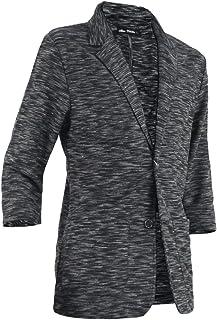(ラグタイム セレクト) Ragtime Select 七分袖ジャケット メンズ サマージャケット杢調 スラブニット ストレッチ ライトアウター