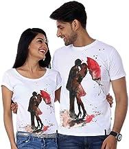 Mozi Lifestyle Men's & Women's Regular Fit T-Shirt (Pack of 2)