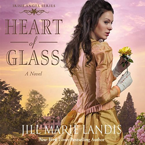 Heart of Glass audiobook cover art
