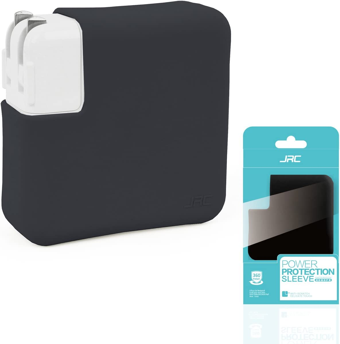 JRC Premium Soft Thin Max 72% OFF Silicone for Protector Charger Manufacturer OFFicial shop 2019+ Case