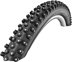 Schwalbe Ice Spiker Pro HS 379 Studded Mountain Bicycle Tire (Black - 29 x 2.25)