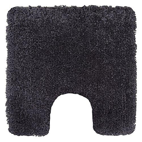 Differnz 31.102.64Zara alfombra de WC, antracita