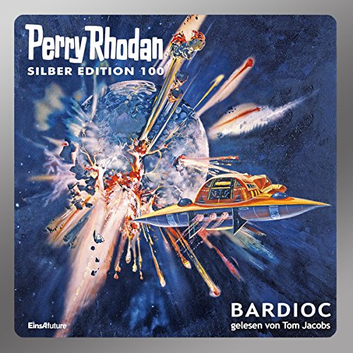 BARDIOC     Perry Rhodan Silber Edition 100. Der 13. Zyklus. Bardioc              By:                                                                                                                                 William Voltz,                                                                                        Clark Darlton,                                                                                        H. G. Francis                               Narrated by:                                                                                                                                 Tom Jacobs                      Length: 15 hrs and 39 mins     Not rated yet     Overall 0.0