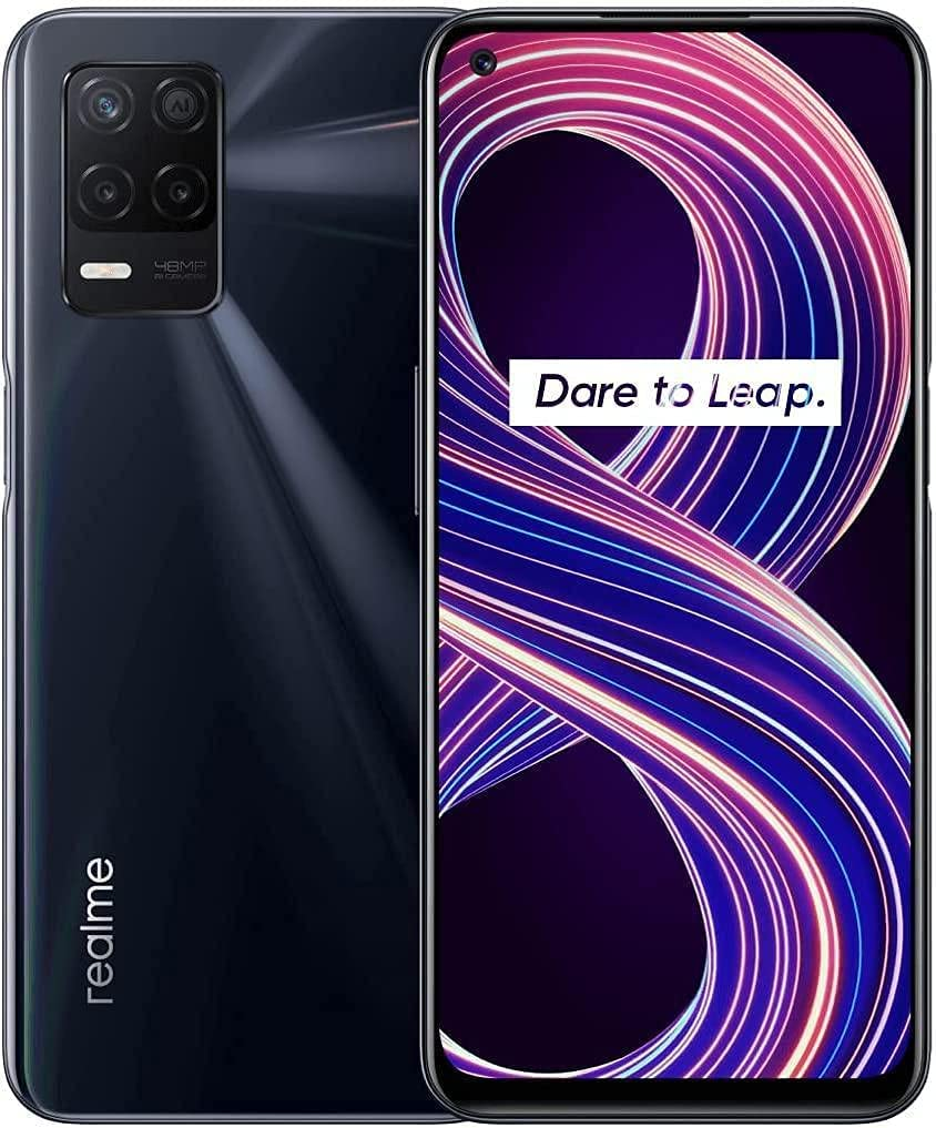 Realme 8 5G Miami Mall + 4G Volte GSM Europe Unlocked Global Octa Latin USA Opening large release sale