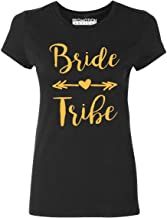 P&B Wedding Bridal Party Gear Bride Tribe Women's T-Shirt