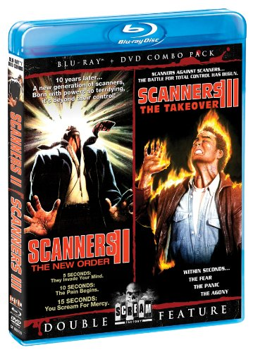 Scanners II: The New Order / Sca...