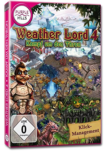 Weather Lord - Kampf um den Thron - [PC]