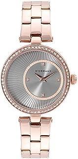 Giordano Analog Grey Dial Women's Watch-A2056-99