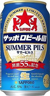 サッポロビール園 サマーピルス [ 350ml×24本 ]