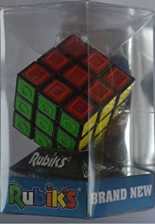 Rubik's Original 3x3 Studio Cube Puzzle for Blinds or Partially Sighted