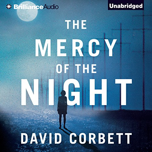 The Mercy of the Night audiobook cover art