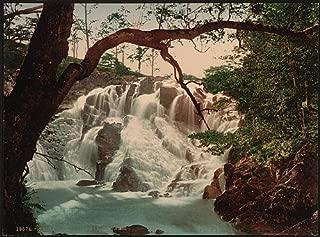 Photo: Swallow Falls II,Fairy Glen,Betws-y-Coed,Wales,c1895
