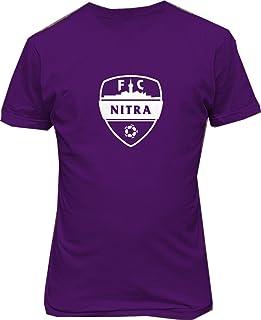 FC Nitra Slovakia Soccer Football T Shirt