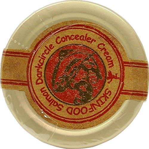 Salmon Dark Circle Concealer Cream #2 Made in Korea by Skinfood