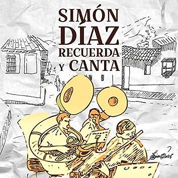 Simón Díaz Recuerda y Canta