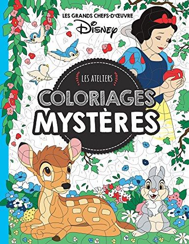 Classiques, Disney Scènes Mythique, ATELIERS DISNEY (HJD ATELIERS)